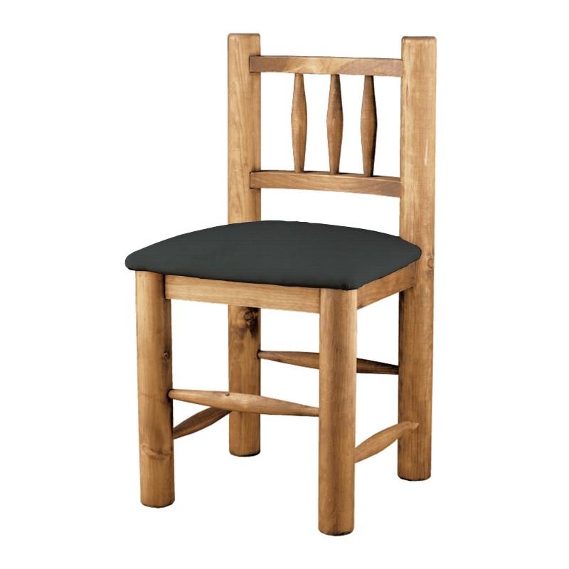 Pack oferta mesa maciza 4 sillas r sticas muambi for Oferta mesa y sillas