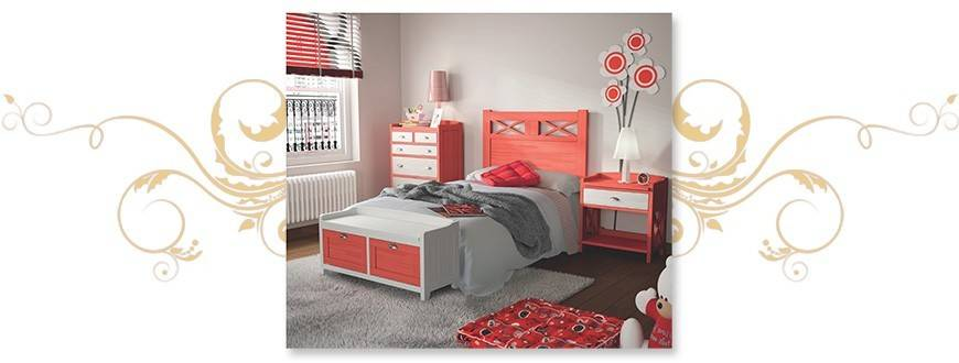 """Dormitorio juvenil """"Verona"""""""