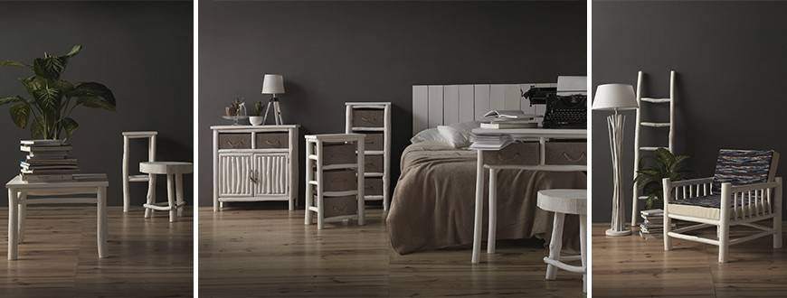Old White | Muebles rusticos blancos
